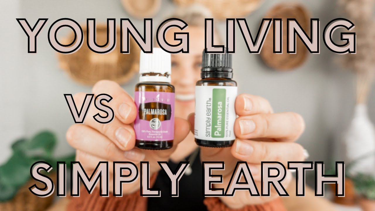 Download Young Living Essential Oils VS Simply Earth Essential Oils - Comparing Essential Oils   Torey Noora