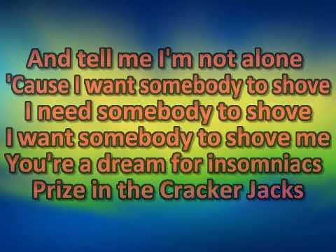 SOUL ASYLUM   Somebody to Shove [karaoke]