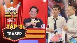 Thách thức danh hài 5 | Teaser tập 3: 2 hotboy Nhật Bản trở lại, quyết đánh bại Trường Giang