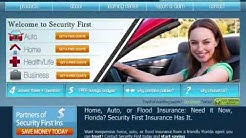 Security First Insurance  -  Auto Insurance Orlando