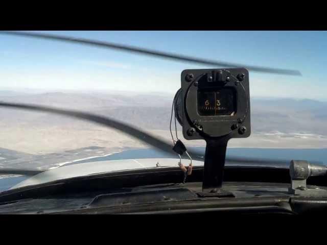 Cessna flight Oceanside to Hurricane Utah...