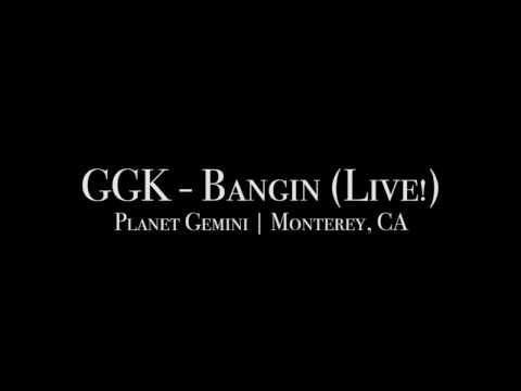GGK Performing Bangin (Live!) @The Planet Gemini