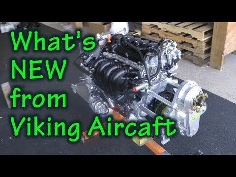 What's new at Viking Aircraft Engines