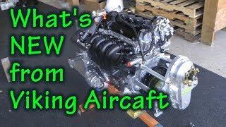 Video What's new at Viking Aircraft Engines download MP3, 3GP, MP4, WEBM, AVI, FLV Oktober 2018