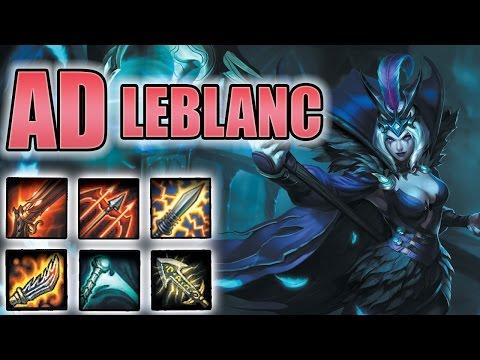 AD Leblanc SPLIT PUSHING BEAST S6