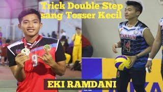 EKI RAMDANI - Trick Double Step pengecoh block lawan