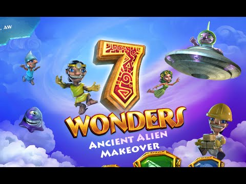 7 Wonders: Ancient Alien Makeover |