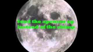 the lillingtons i saw the apeman on the moon lyric video