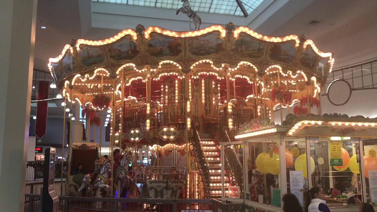 Sunrise Mall Carousel Youtube