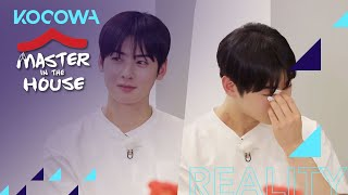 Eun Woo is about to cry [Master in the House Ep 158]