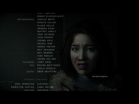 until dawn emily ending a relationship