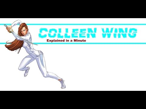 Colleen Wing (Explained in a Minute) | COMIC BOOK UNIVERSITY