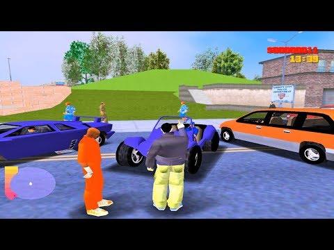 What GTA 3 ORIGINALLY Looked Like (GTA 3 Alpha Gameplay)