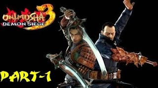 Onimusha 3 Demon Siege Walkthrough Part 1