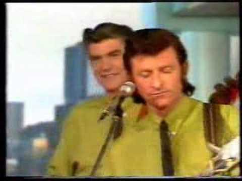 Flashback on the Ernie Sigley Show