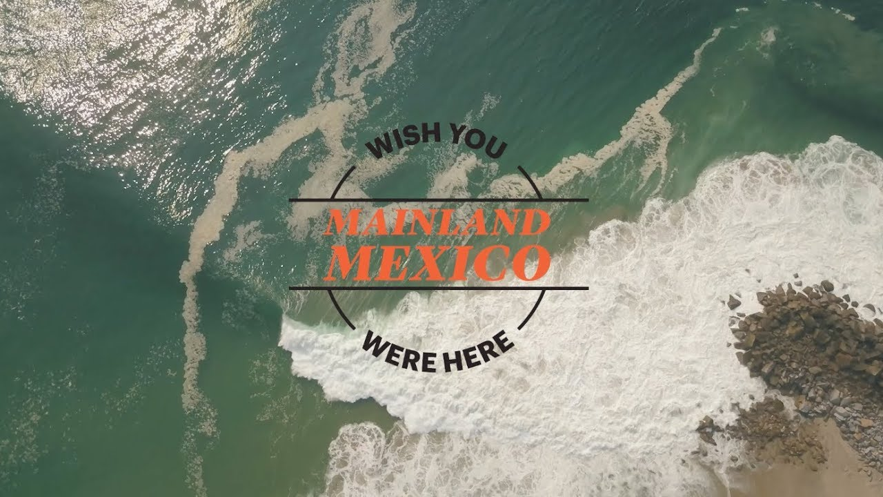 The Mainland Mexico Point Breaks Of Your Dreams...