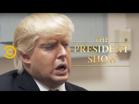 A Presidency in Focus - The President Show