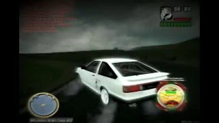Gta sa Andreas Drift ae86