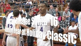 Omajae Smith '16, Foothills Christian Junior Year, UA Holiday Classic
