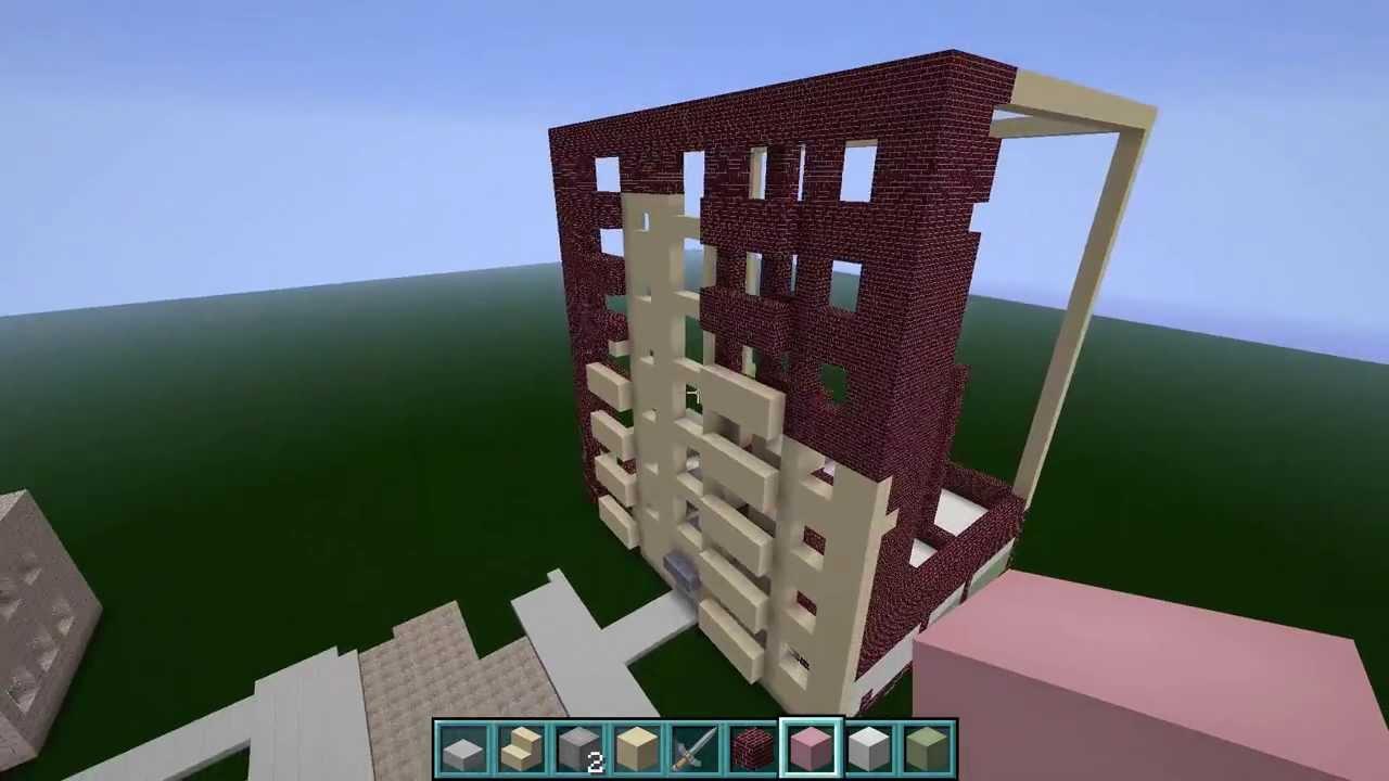 Communist Building Minecraft