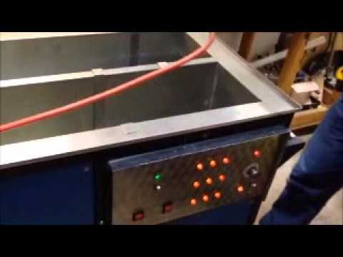 Zenith Blind Cleaning Machine Youtube