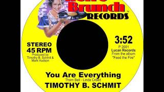 Watch Timothy B Schmit You Are Everything video