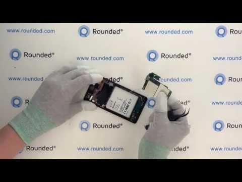 Sony Xperia V LT25i repair video