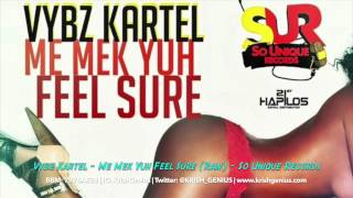 Vybz Kartel - Me Mek Yuh Feel Sure (Raw) August 2014
