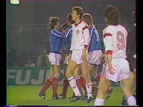FRANCE - SUISSE        - 1988 -