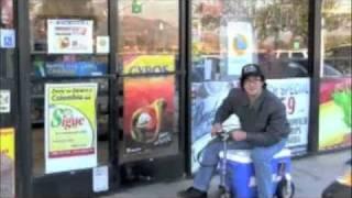 Cruzin Cooler Hoopstick Rideable 700 Watt Electric Ice Chest