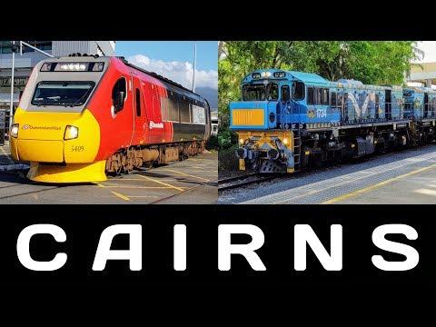 Queensland Rail Vlog 52: Cairns
