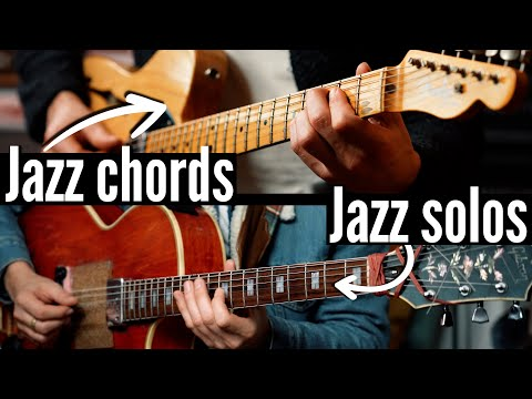 JAZZ GUITAR ESSENTIALS: What everyone should know
