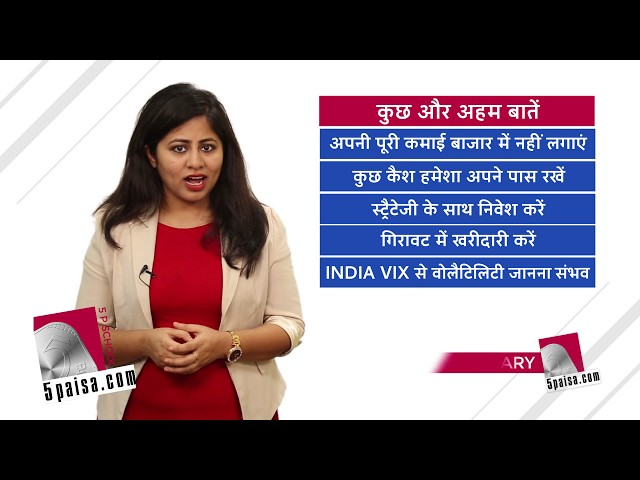 How To Deal With Market Volatility - Hindi