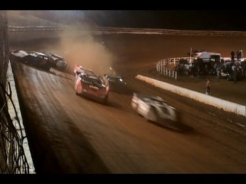 Tazewell Speedway 4 6 13 Full Nights Action Youtube