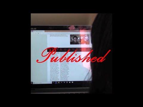 Published #shortfilm #filmmaking #journalist #filmmaker #movie #movieclips #journalism #cult #school