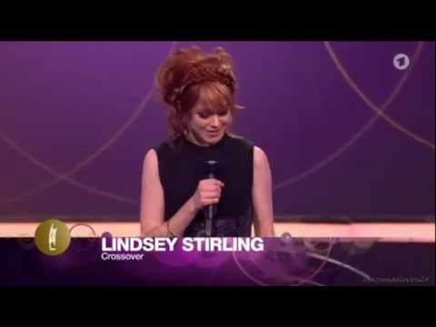 Echo Awards 2015 Crossover Award Nominees and Winner (Lindsey Stirling)