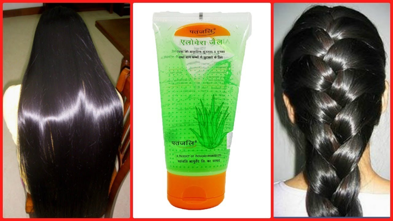 Is Aloe Gel Good For Natural Hair