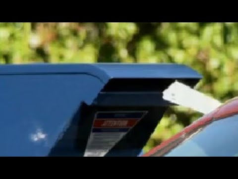 Authorities search for post office mailbox thief in St. Pete