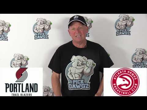 Portland Trail Blazers vs Atlanta Hawks 2/29/20 Free NBA Pick and Prediction NBA Betting Tips