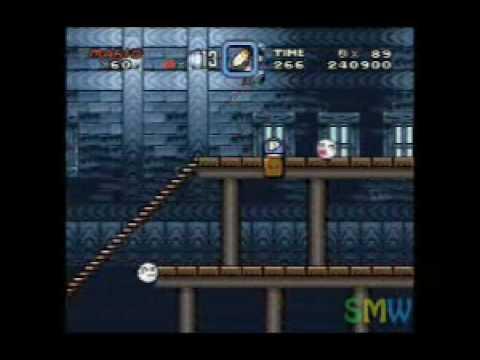 [14/103] Super Mario World (SNES) - DONUT GHOST HOUSE
