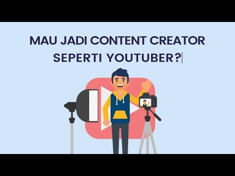 Strategi Jitu menjadi Content Creator