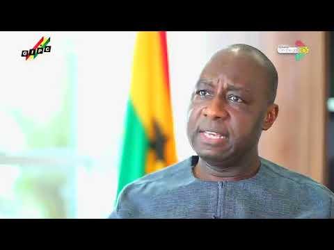 Ghana's Industrial Park