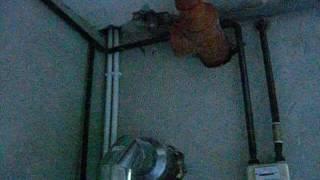 видео Вытяжка для газового котла в частном доме: устройство,как правильно сделать, приточная