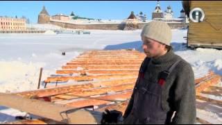 Чудеса России - Соловки Крепость духа
