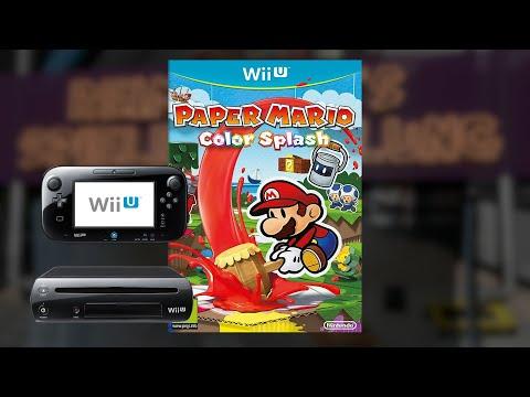 Gameplay : Paper Mario: Color Splash [WII U]