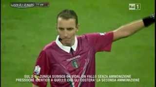 JUVENTUS vs NAPOLI 4-2 - la farsa di Mazzoleni & C. regala la Supercoppa ai bianconeri
