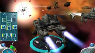 Treasure Planet Battle At Procyon Ironclad Gameplay