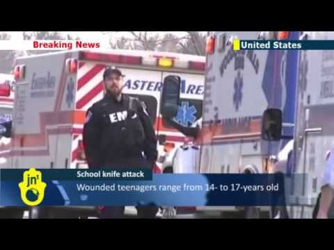 US High School Knife Attack: Students stabbed at Pennsylvania high school