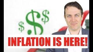 INFLATION IMPACT ON ECONOMY AND STOCK MARKET