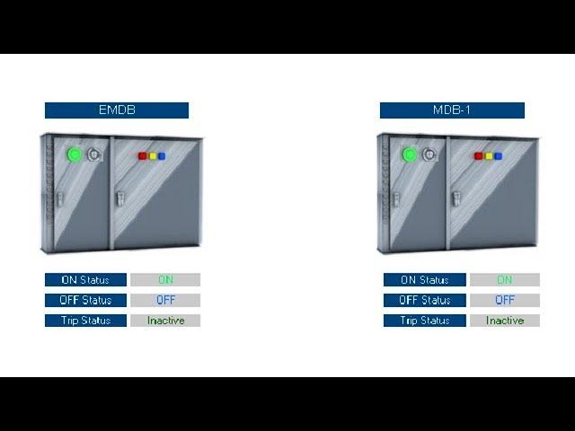 BMS - Electrical distribution (DB) box